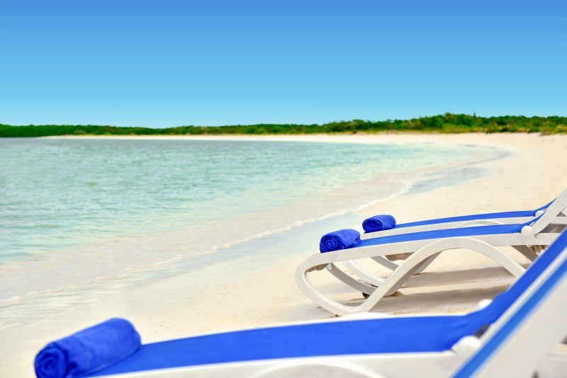 Iberostar Ensenachos Sunbeds Beach