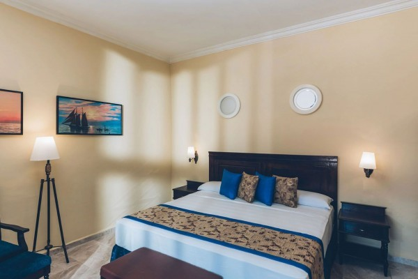 Double Room Plaza Colon