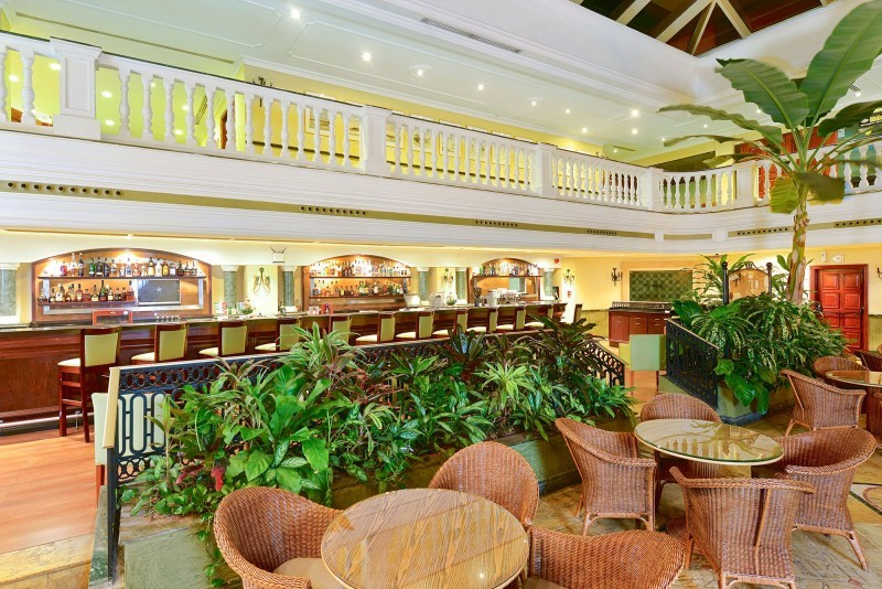 Iberostar Parque Central Havana hotel lobby