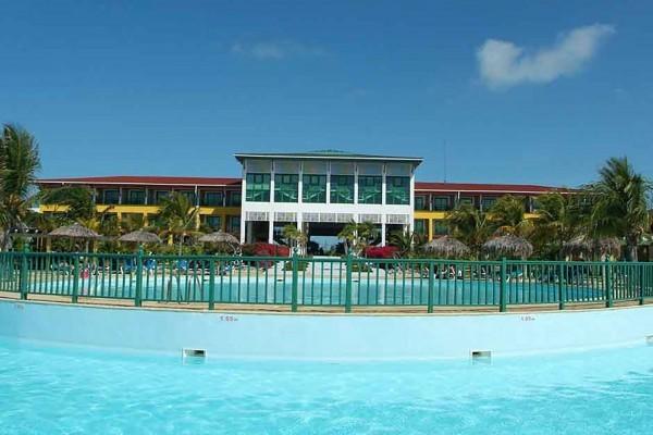 Iberostar Playa Blanca, Cayo Largo pool view