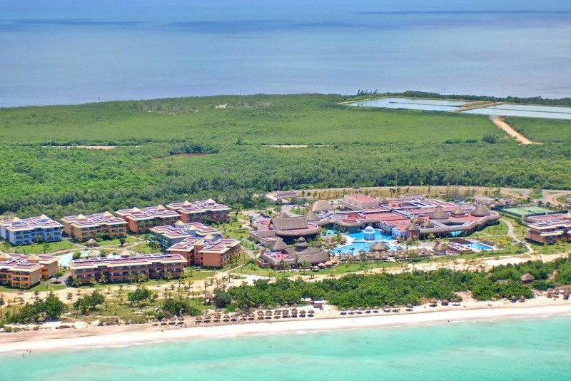 Iberostar Varadero Aerial View Of Resort