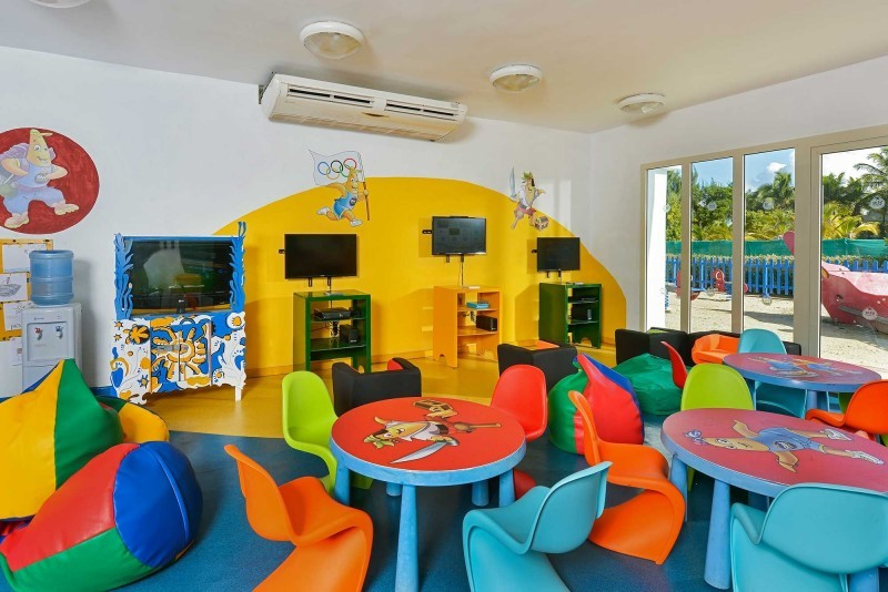 Iberostar Varadero Childrens Indoor Play Area