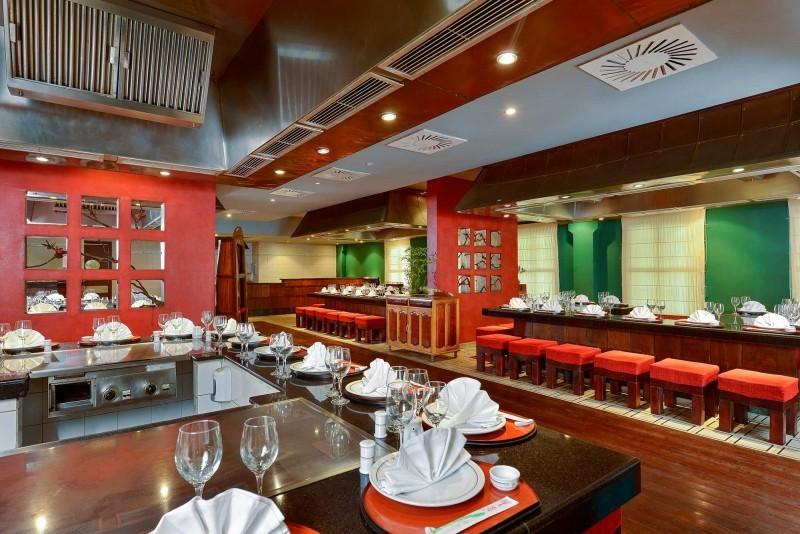 Iberostar Varadero Japanese Restaurant