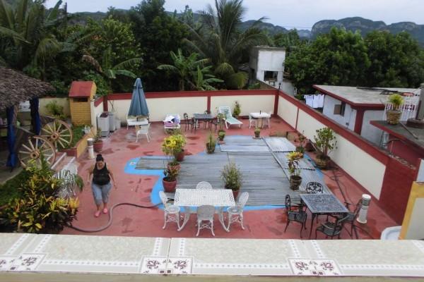 Jorge y Ana Luisa Roof Terrace