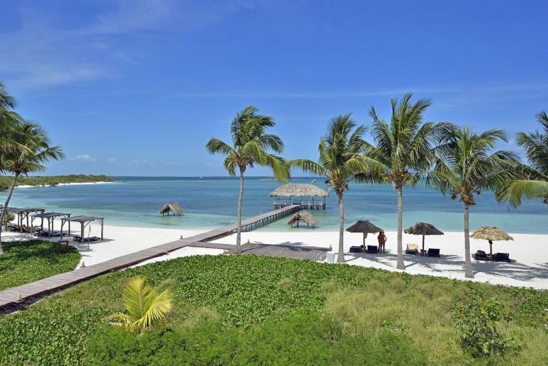 Melia Buena Vista Beach Cabanas
