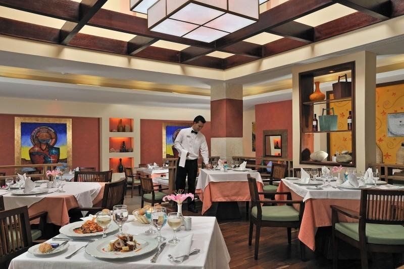 Melia Buena Vista Los Caribes Restaurant