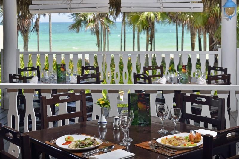 Melia Cayo Coco Beach Grill Restaurant