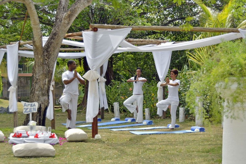 Melia Cayo Coco Outdoor Exercise Area