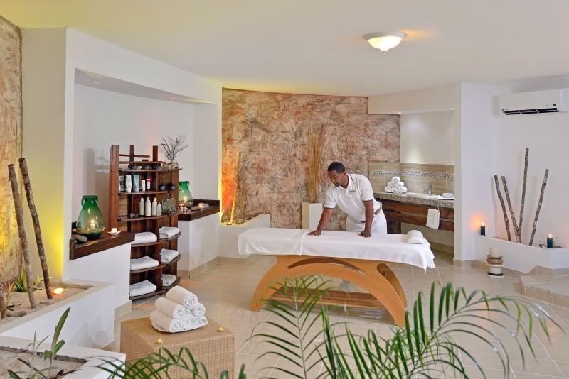 Melia Cayo Coco Spa Lounge