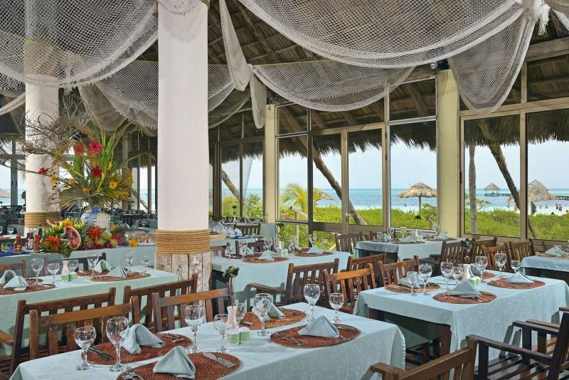 Melia Cayo Guillermo Hotel Beach Restaurant