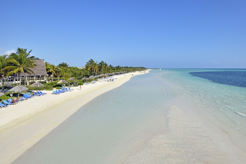 Melia Cayo Guillermo Hotel Beach View 1