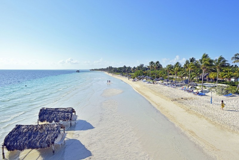 Melia Cayo Guillermo Hotel Beach View 2