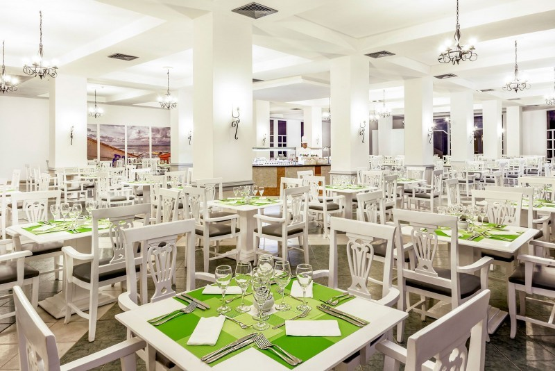 Melia Cayo Guillermo Hotel Main Restaurant