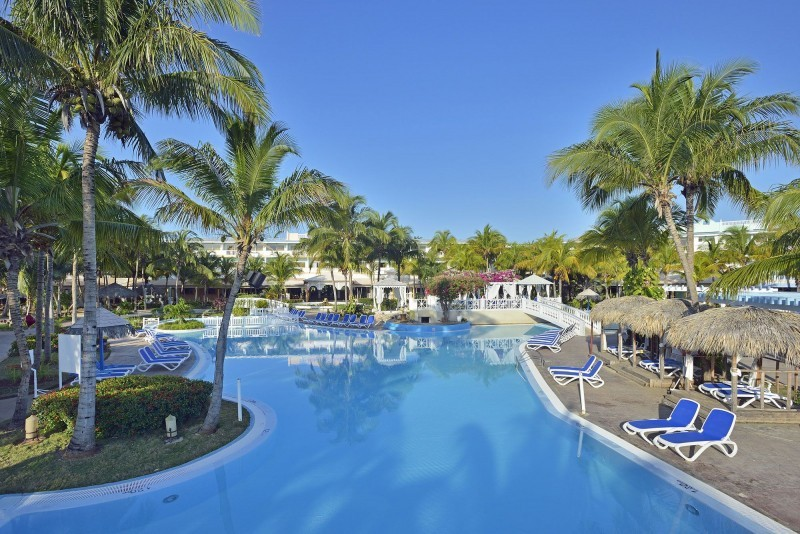 Melia Cayo Guillermo Swimming Pool