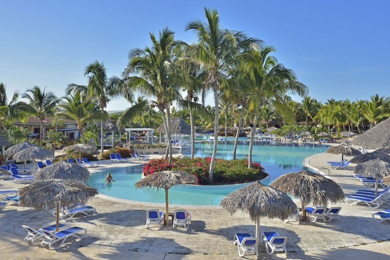Melia Cayo Santa Maria Swimming Pool