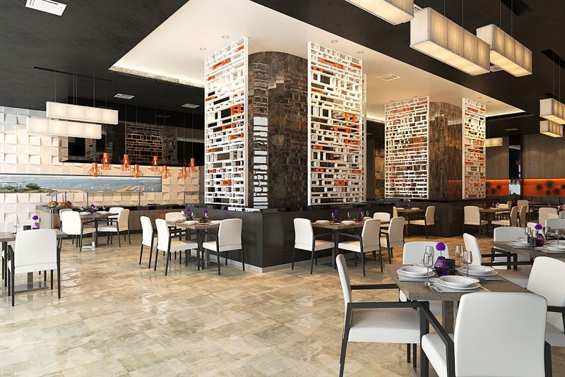 Melia Internacional Hotel Caribbean Buffet Restaurant