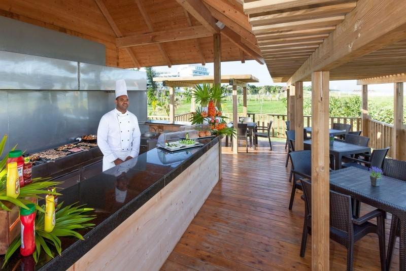 Melia Internacional Hotel Grill Restaurant