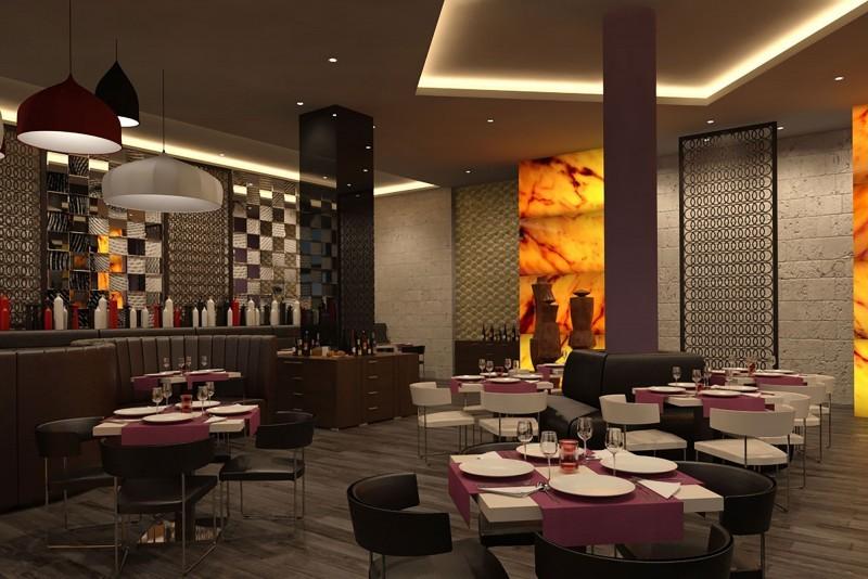 Melia Internacional Hotel Italian Restaurant