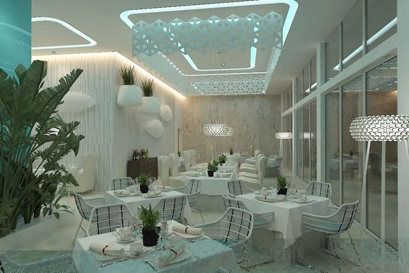 Melia Internacional Hotel Mediterranean Restaurant