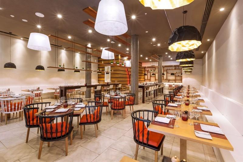 Melia Internacional Hotel Tex-Mex Restaurant