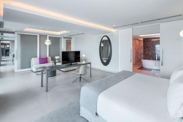 Melia Internacional Hotel The Level Penthouse Suite with Sea Views