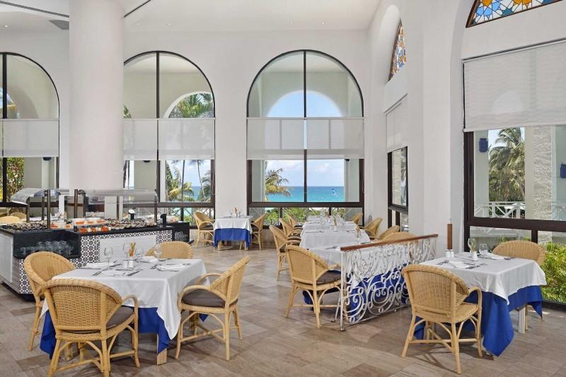 Melia Las Americas Buffet Restaurant