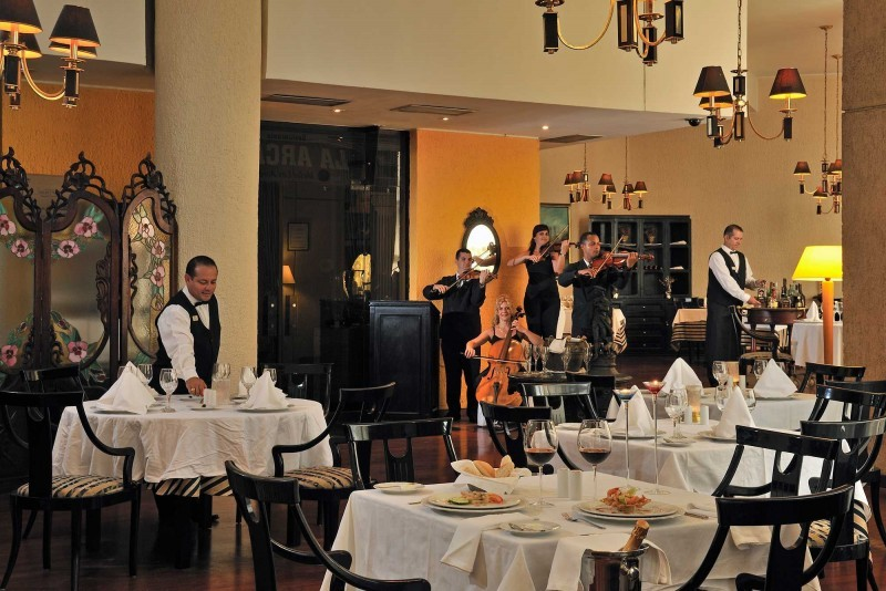 Melia Las Americas International Restaurant