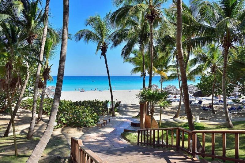 Melia Las Americas Path To Beach