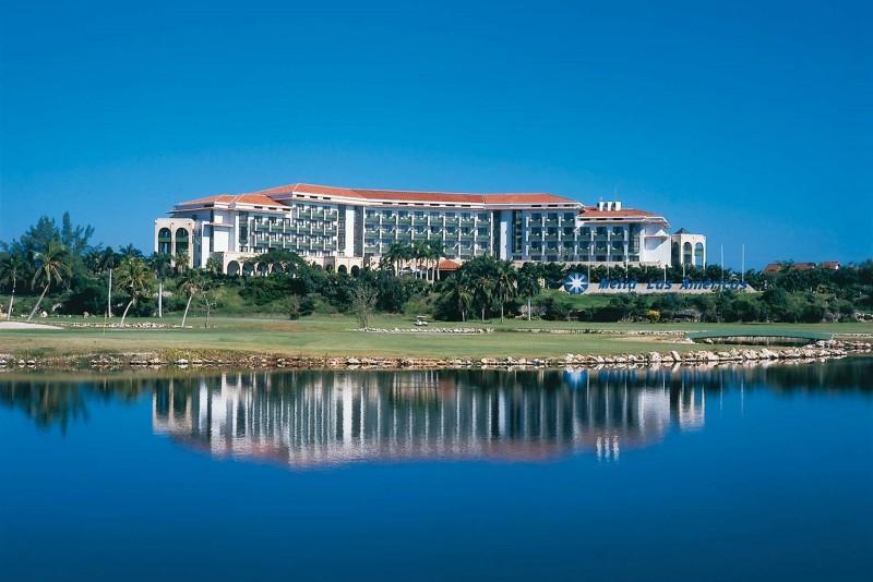 Melia Las Americas View Of Hotel