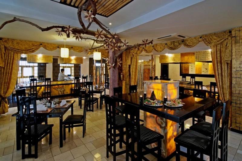 Melia Las Americas Japenese Restaurant