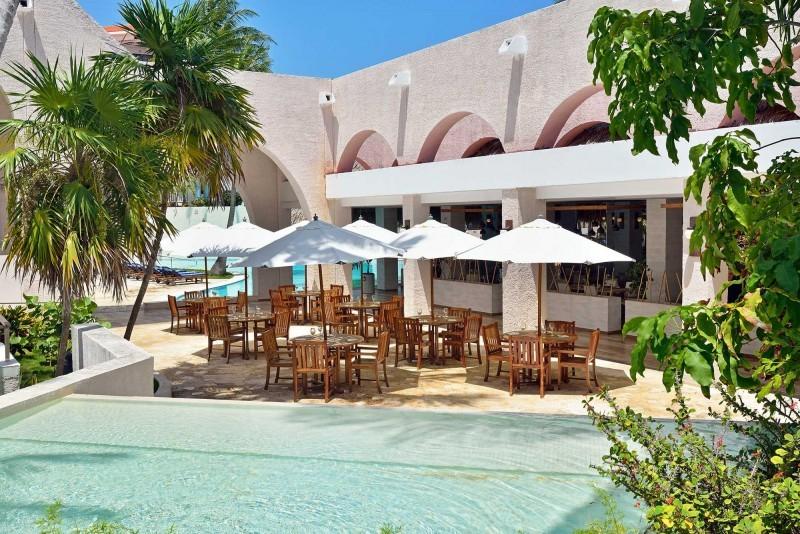 Melia Las Americas Terrace Grill Restaurant