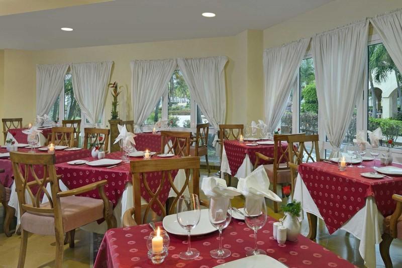 Melia Las Antillas A La Carte Restaurant
