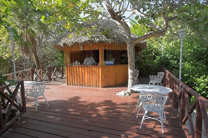 Melia Las Antillas Beach Bar