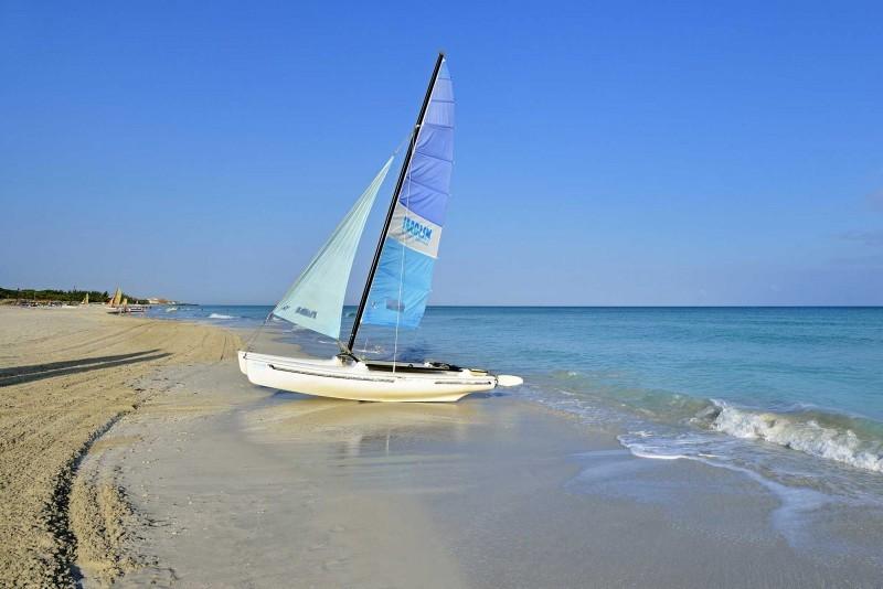 Melia Las Antillas Catamarans