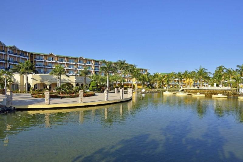 Melia Las Antillas External View Of Hotel