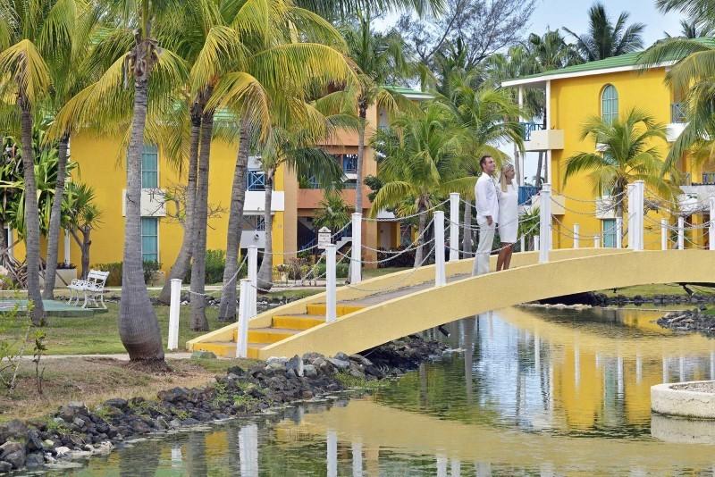 Melia Las Antillas Hotel Grounds