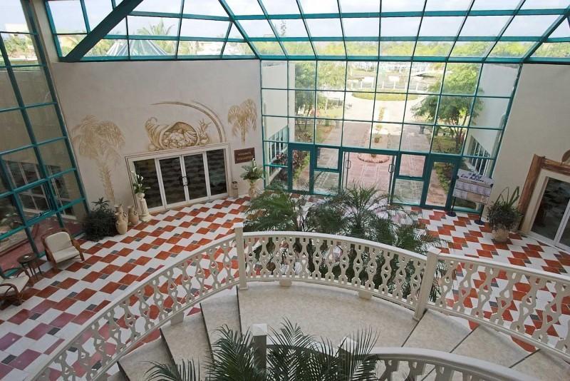 Melia Las Antillas Hotel Lobby Entrance