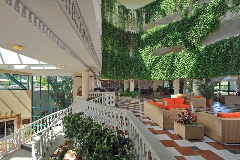 Melia Las Antillas Hotel Lobby