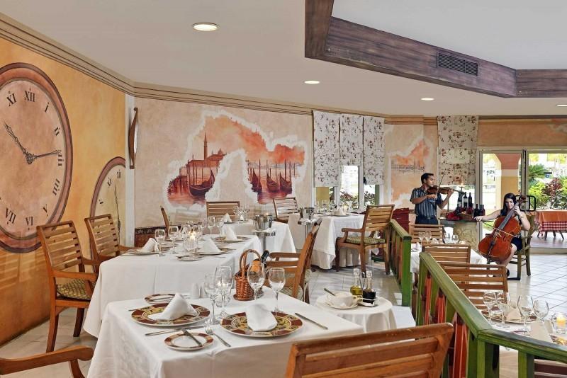 Melia Las Antillas Mediterranean Restaurant