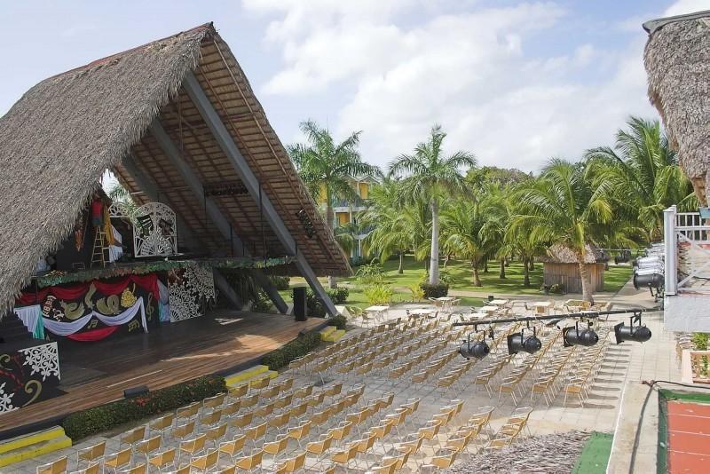Melia Las Antillas Outdoor Theatre