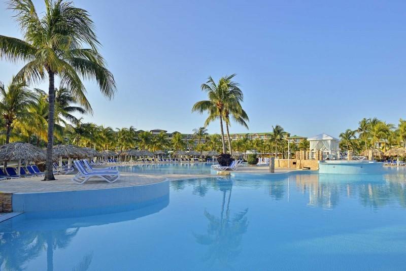 Melia Las Antillas Swimming Pool