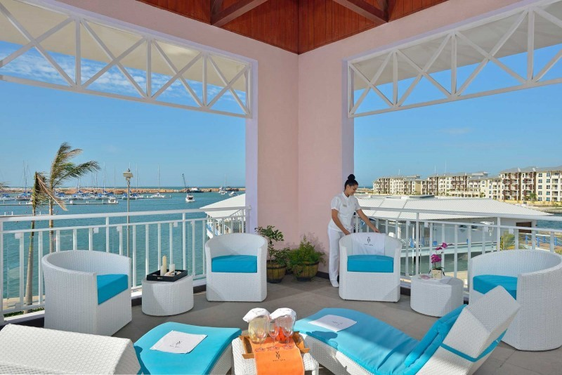 Melia Marina Spa Terrace