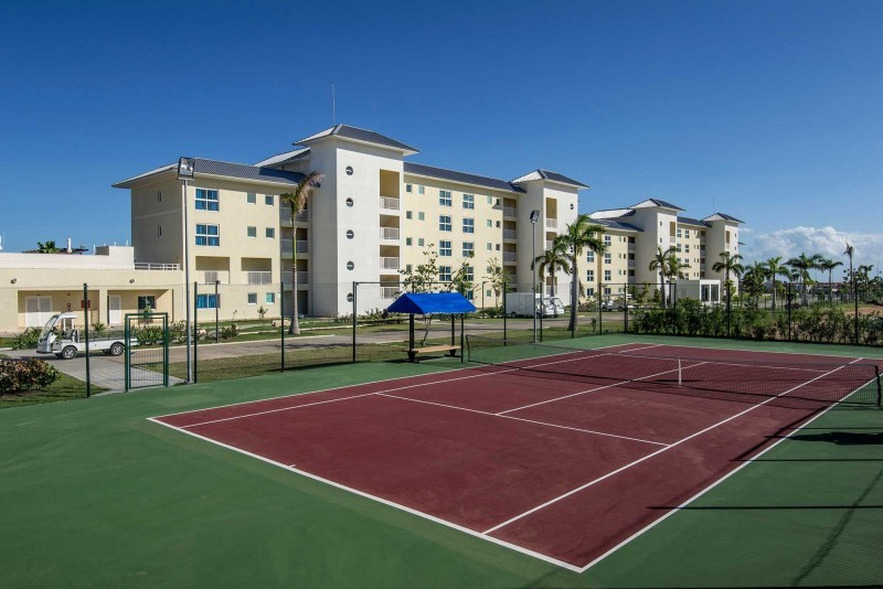 Melia Marina Tennis Court