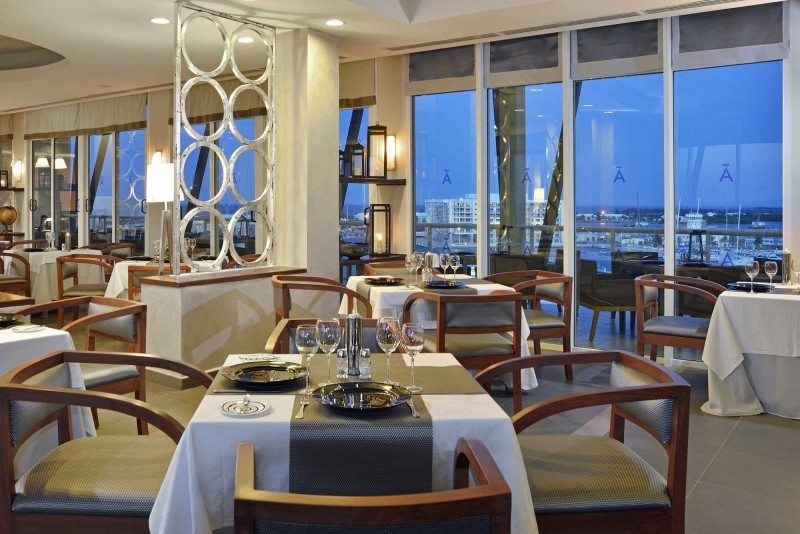 Melia Marina The Level Exclusive Restaurant