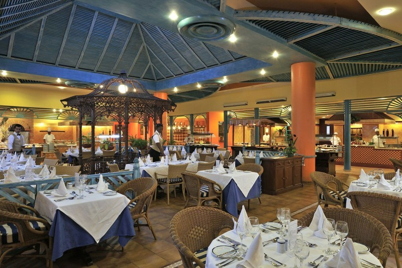 Melia Santiago, Santiago de Cuba La Casona Restaurant