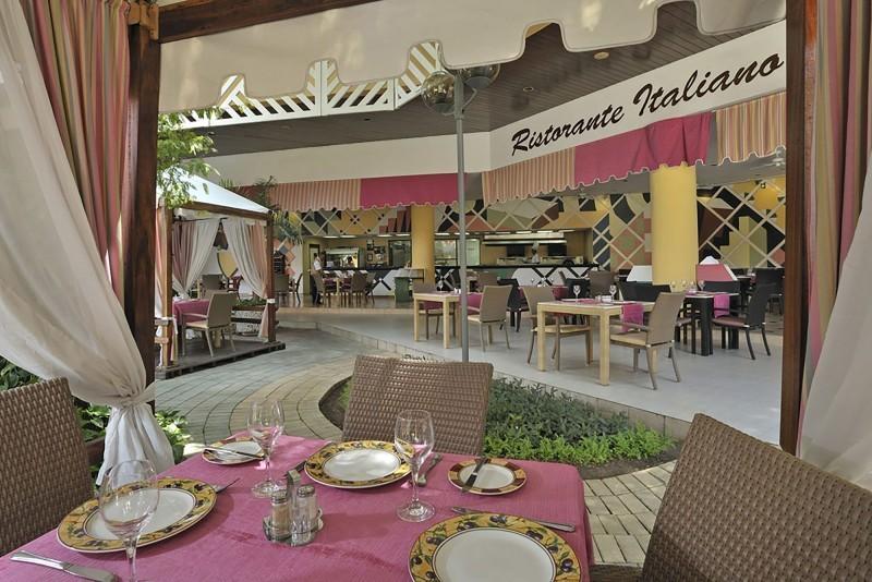 Melia Santiago, Santiago de Cuba La Fontana Restaurant