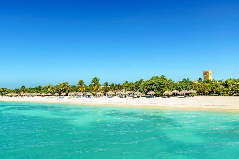 Memories Hotel Trinidad Beach and Sea View