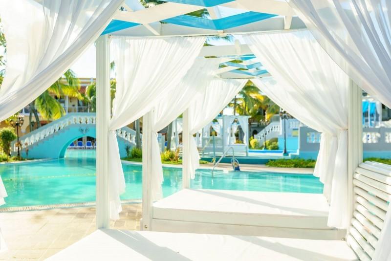 Memories Hotel Trinidad Cabanas near Pool