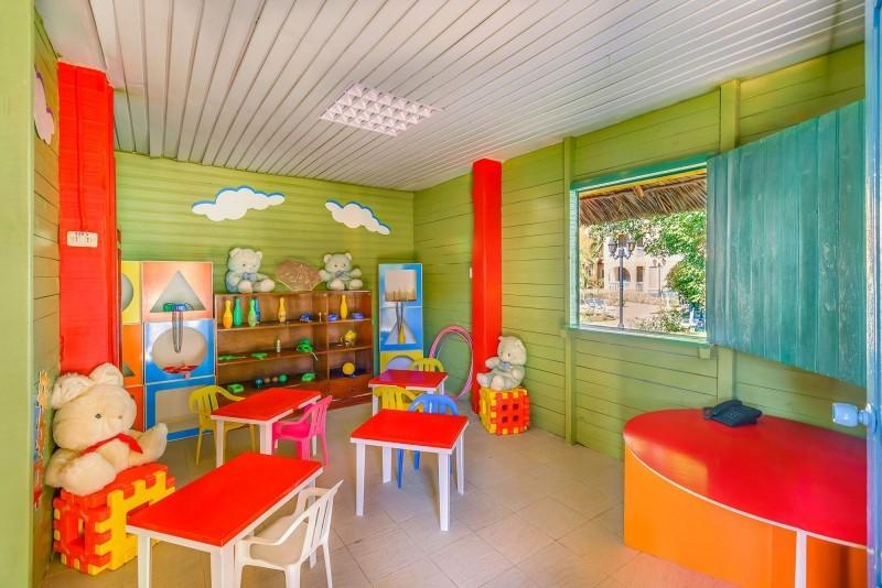 Memories Hotel Trinidad Childrens Play Room