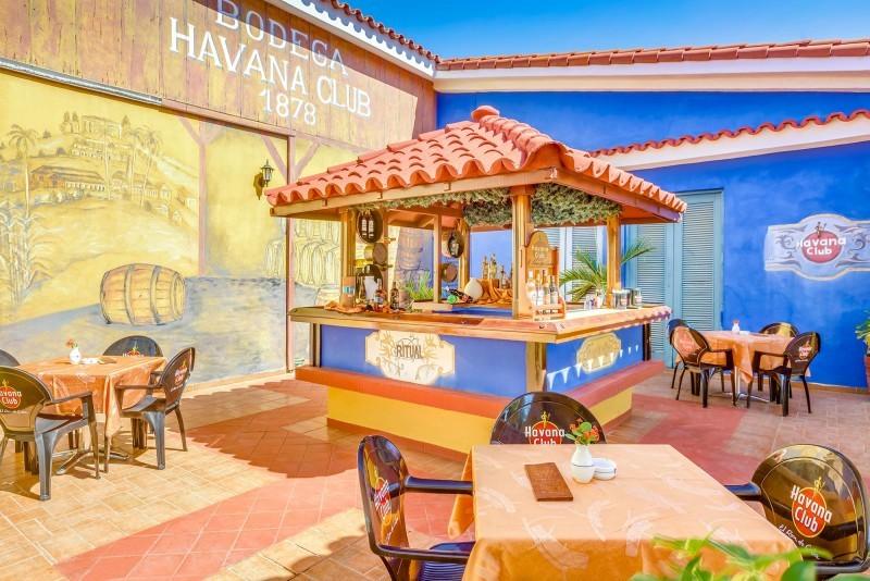 Memories Hotel Trinidad Havana Club Bar